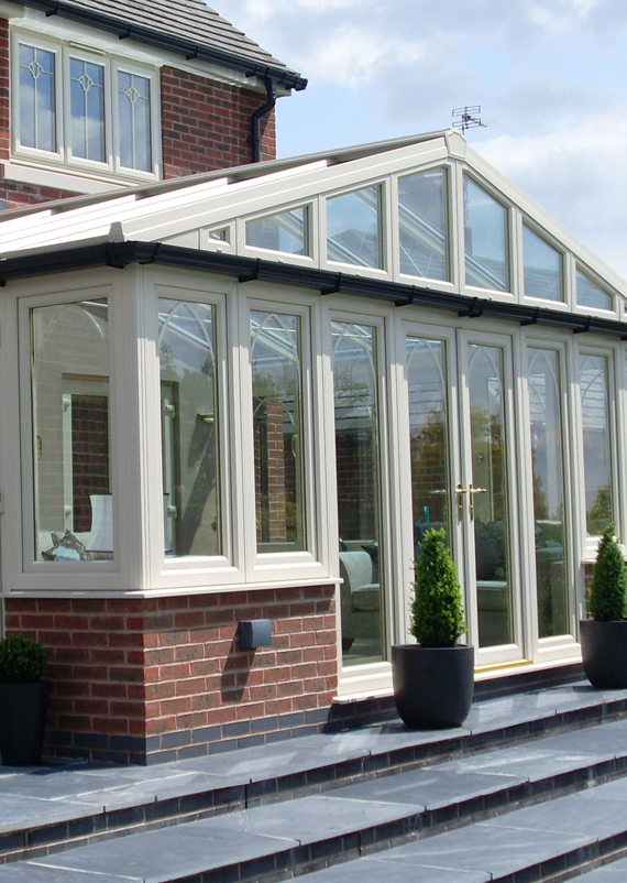Edwardian Conservatories Supplied DIY or Trade Plymouth Devon | Cornwall