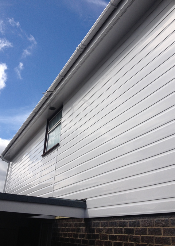 Soffits fascias and Roofline Products Plymouth Devon and Cornwall