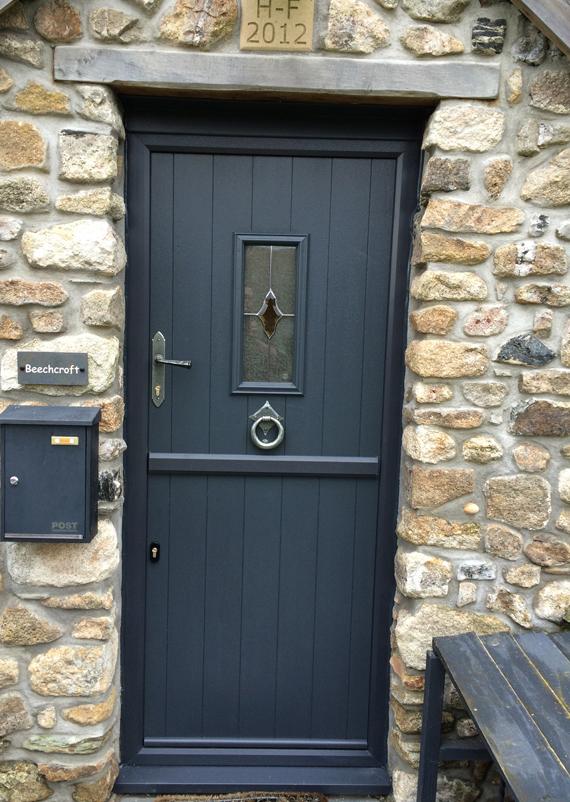 Composite Door Manufacturers : Supply only upvc doors composite plymouth devon